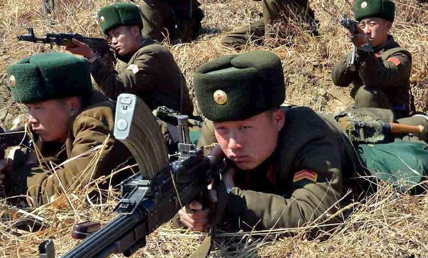 80 Koreańczyków z Północy zabito
