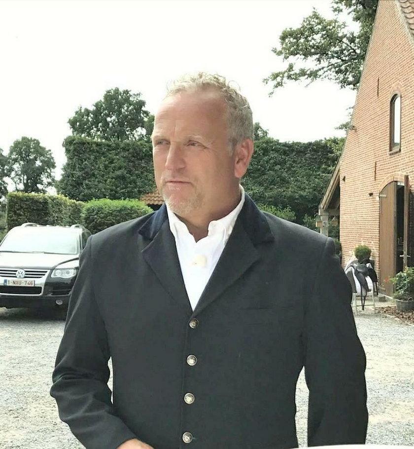 Gordon Heuckeroth - holenderski prezenter i piosenkarz