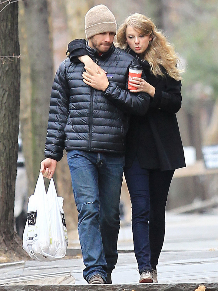 Taylor Swift i Jake Gyllenhaal (2010 rok)