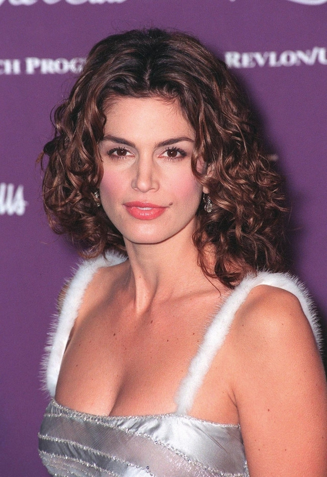 Cindy Crawford w 1998 roku