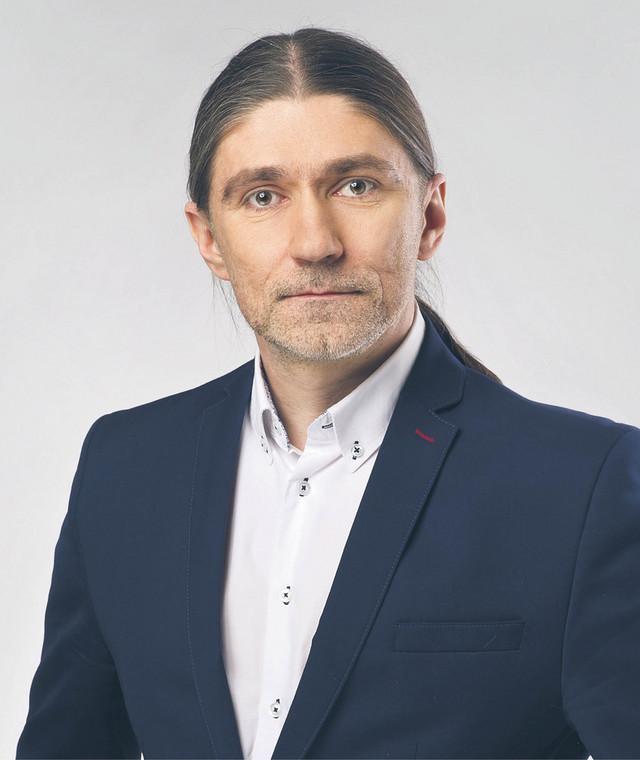Grzegorz Pochopień z Centrum Doradztwa i Szkoleń OMNIA, były dyrektor departamentu współpracy samorządowej MEN  fot. Materiały prasowe