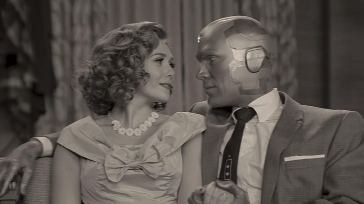 Soha nem találná ki, miért esett pánikba a WandaVision főszereplője a sorozat első részének felvétele előtt