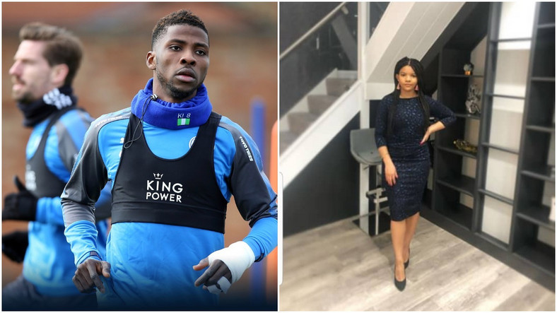 Super Eagles star Kelechi Iheanacho has been accused of dumping two of his girlfriends as he plans to marry his pregnant partner Amaka who is Irish-Nigerian.