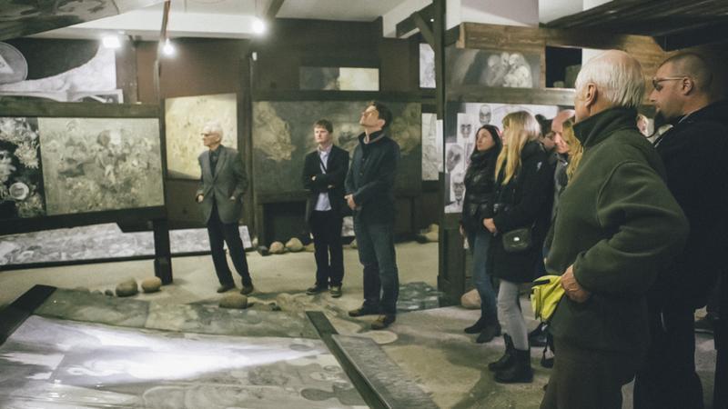 Ekipa filmowa odwiedziła KL Auschwitz