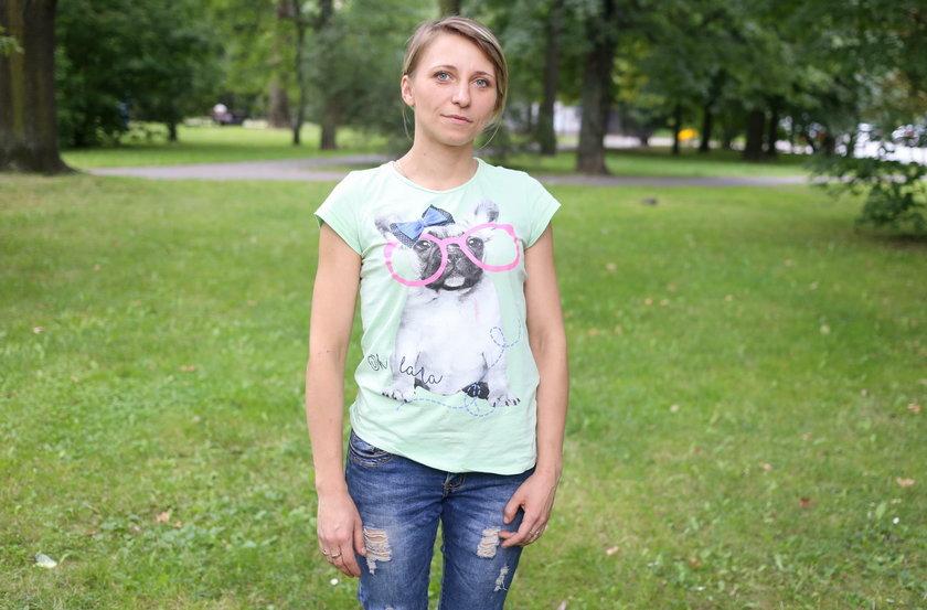 Agnieszka Tymińska (32 l.)