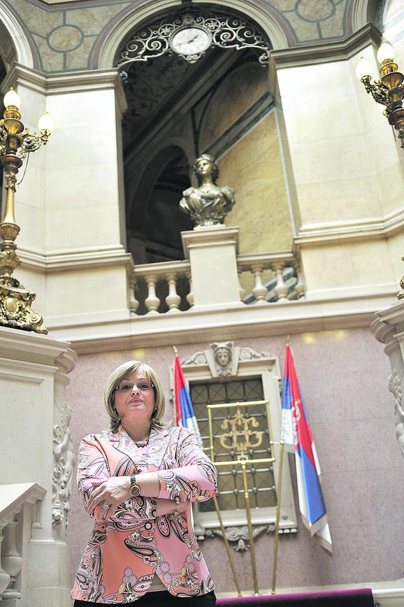 """U NBS, čiji je guverner Jorgovanka Tabaković, potvrđeno je """"Blicu"""" da su zaista bili žrtva sajber-kriminala i da je u toku istraga"""
