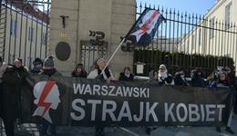 Protesty przeciw zmianom przepisów dot. aborcji