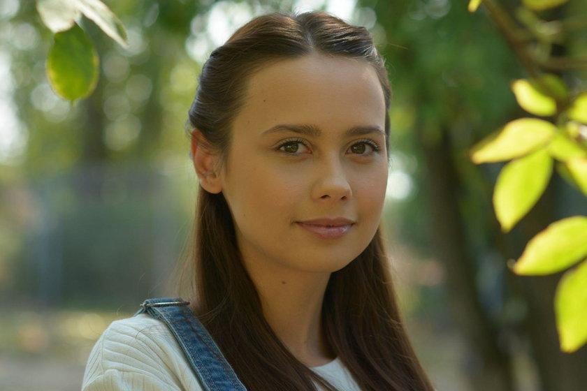 18-letnia Oliwia Bosowska