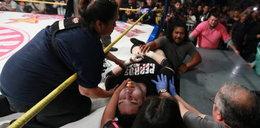 Zginął na ringu! Ludzie się śmiali! Myśleli, że się wygłupia