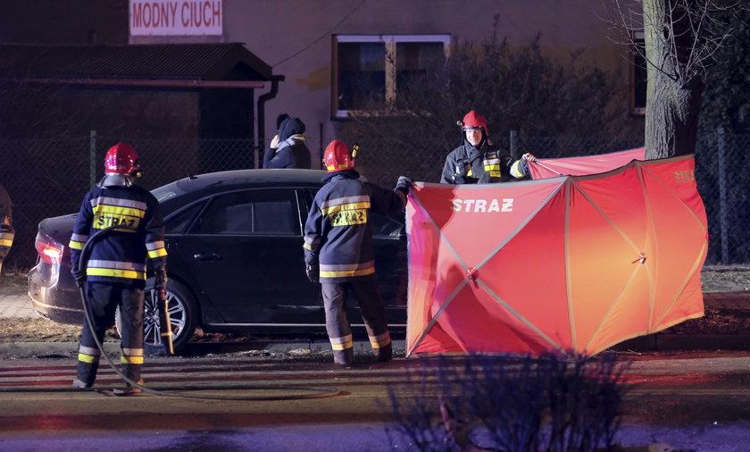 Wypadek Beaty Szydło: Zarzut po pół godziny