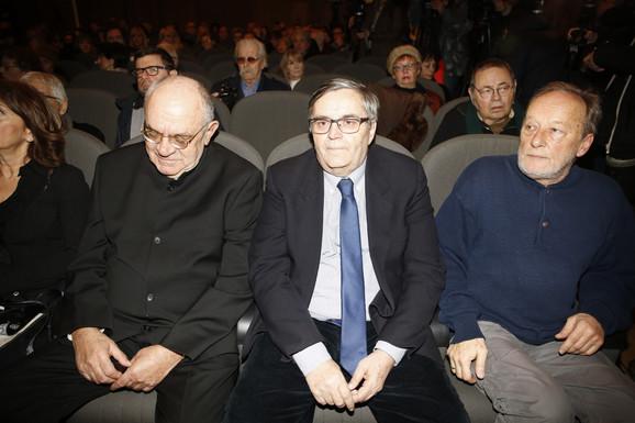 Feđa Stojanović na komemoraciji Nedi Arnerić