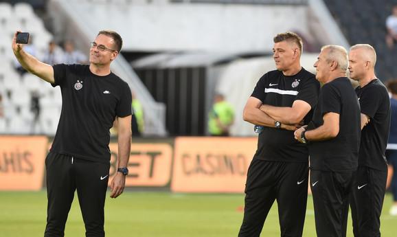 FK Partizan, FK Malatja, Liga Evrope
