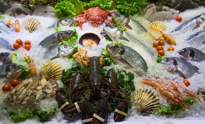 Morski plodovi su čest alergen