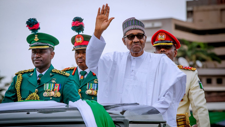 President Muhammadu Buhari believes millions of Nigerians can be lifted out of poverty with the right policies [Presidency]