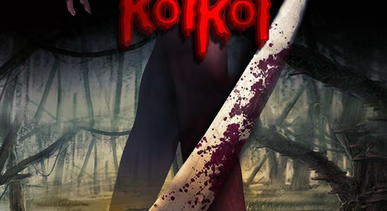 A Madam Koi Koi movie poster