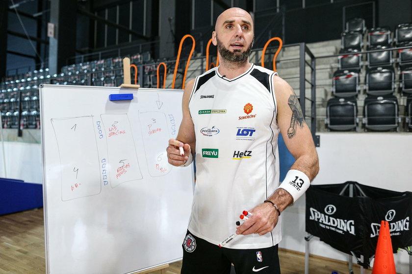 Koszykowka. Marcin Gortat Basketball Clinic. 11.10.2020