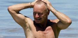 Sting lansuje się na Hawajach