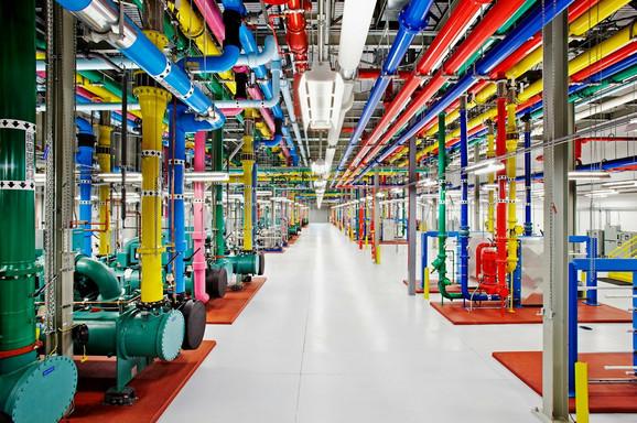 Impresivna mašinerija koja stoji iza najvećeg internet pretraživača na svetu