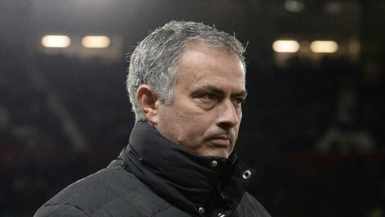 Manchester United's manager Jose Mourinho has now been charged three times this season by the Football Association