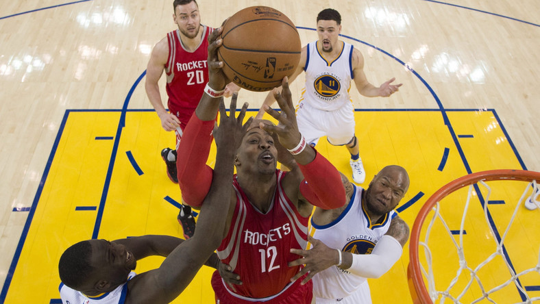 Houston Rockets - Golden State Warriors