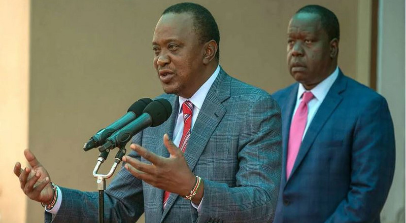 Uhuru is mentoring me for greatness - Matiang'i breaks silence on 2022
