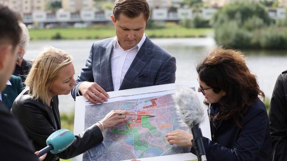 Gdańsk: Park Południowy zamiast nowych osiedli. O jego wyglądzie zdecydują mieszkańcy