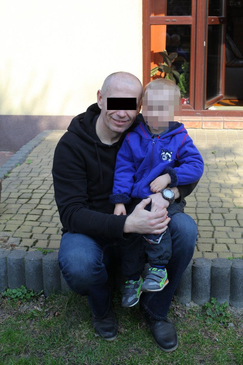 3-letni Fabianek wrócił do domu