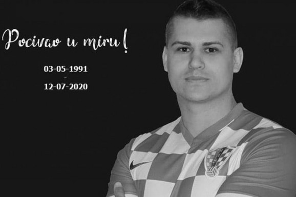 UŽAS U CENTRU ZAGREBA, POGINUO REPREZENTATIVAC HRVATSKE! Bivši igrač Dinama (29) nastradao u kolima, prizor na licu mesta JEZIV!