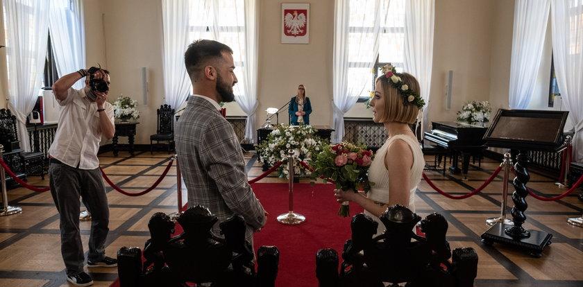 Śluby online w poznańskiej Wadze