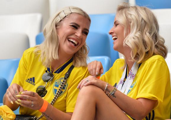 Josefin Johnson i Tina Lonberg