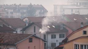 Przez smog umiera 45 tysięcy osób rocznie