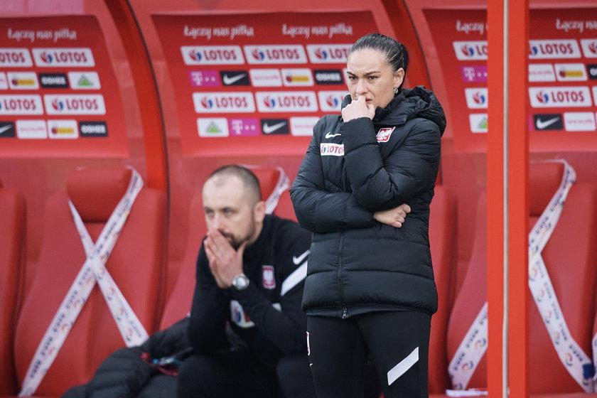 Nina Patalon (35 l.) tymczasowa trenerka reprezentacji Polski piłkarek, od dziecka musiała walczyć o swoje.