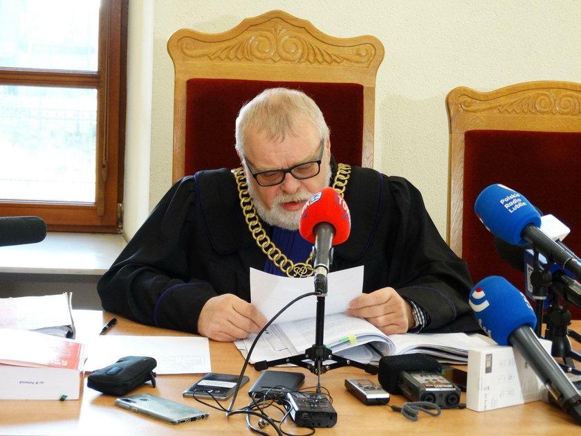 Sędzia Wiesław Pastuszak