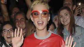 Katy Perry w dziwnej stylizacji na spotkaniu z fanami. Jak wypadła?