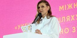 Pierwsza dama zakażona koronawirusem
