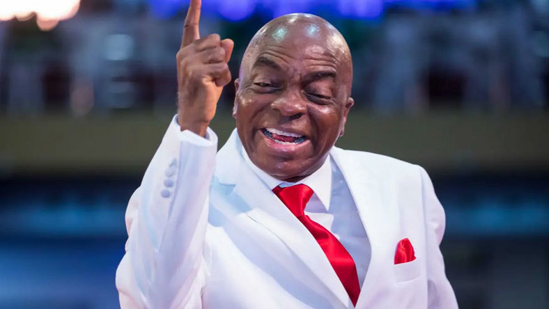 Bishop David Oyedepo and his Winners Chapel conducted church services normally on March 22, 2020 (Punch)