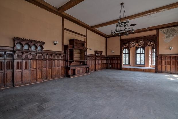 Pałac w Szalejowie Dolnym