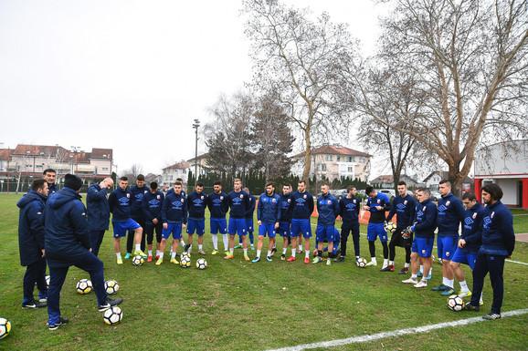 Fudbaleri Vojvodine na početku priprema