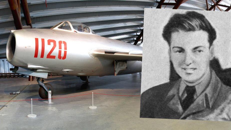 Jak polski pilot uciekł do Danii w 1953 roku