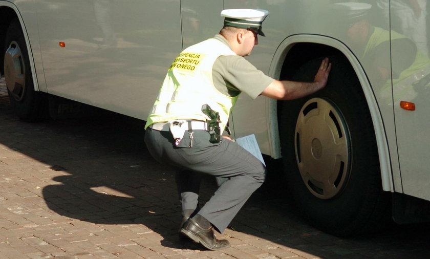 Sprawdź autobus przed wyjazdem na wakacje