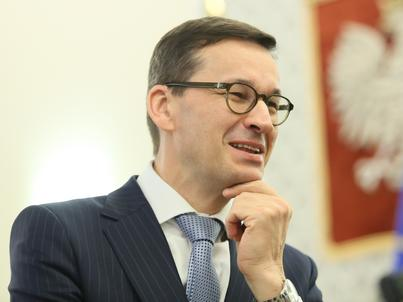 Konstytucja Biznesu została ogłoszona przez wicepremiera Morawieckiego na Kongresie 590 w zeszłym roku