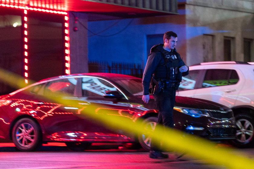Strzelanina w Atlancie. Nie żyje osiem osób. Ofiary to głównie kobiety