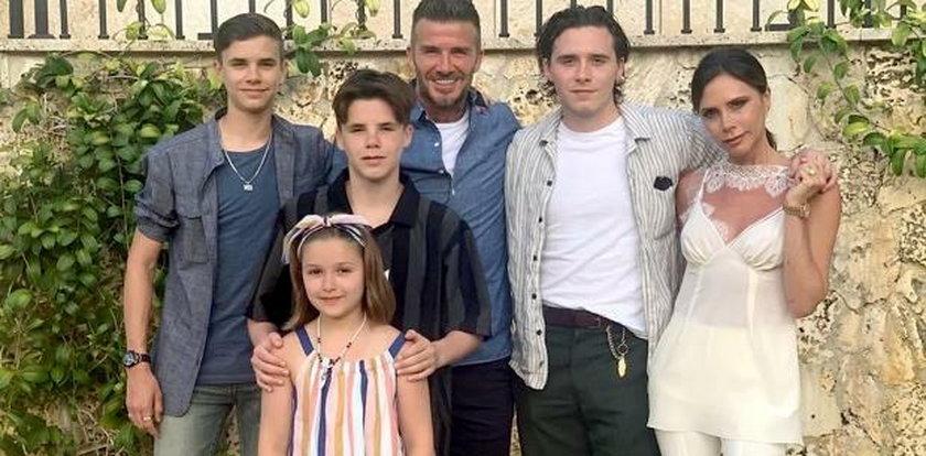 Beckhamowie zarobią fortunę na filmie!