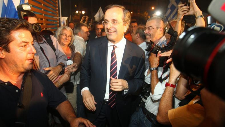 Konserwatywna Nowa Demokracja wygrała wybory w Grecji