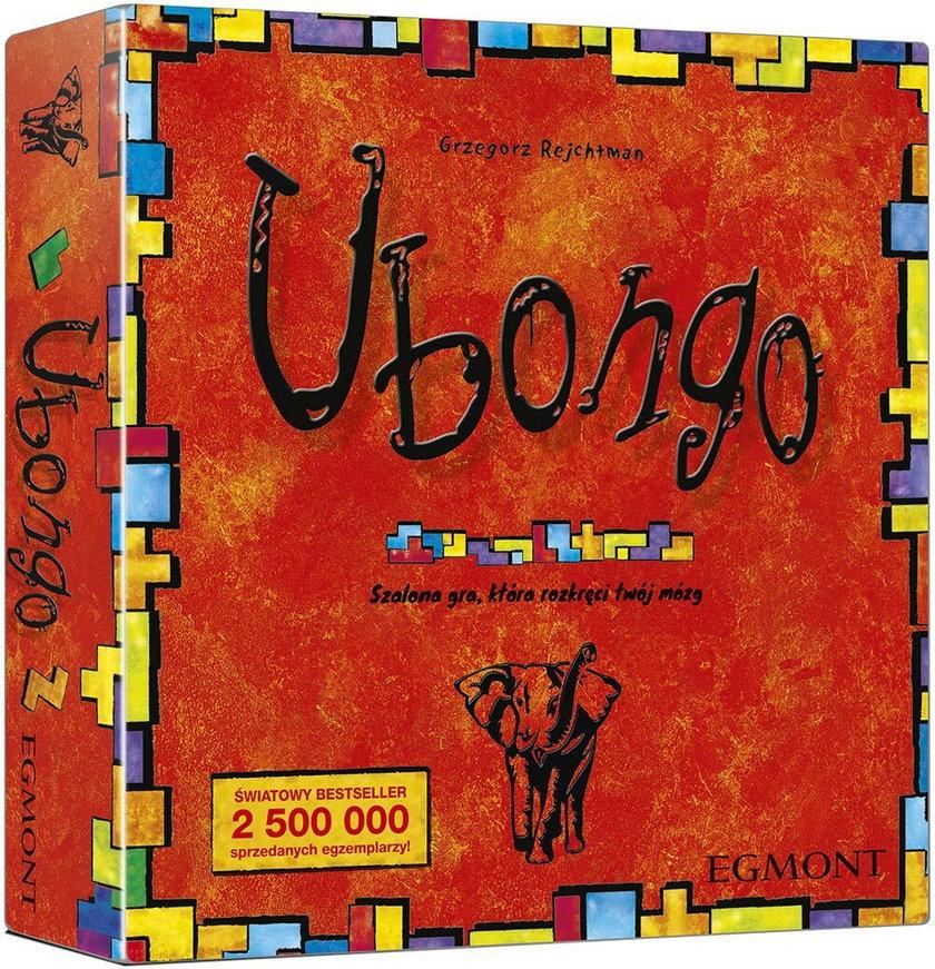 Gra planszowa Ubongo