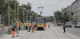 Komunikacja miejska wraca na Curie-Skłodowskiej