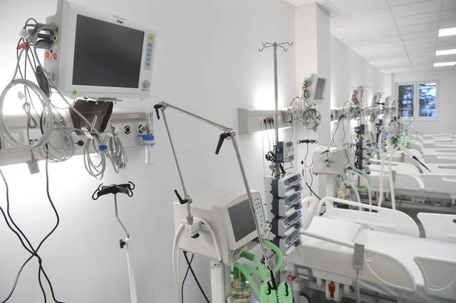 Kovid bolnica Kruševac