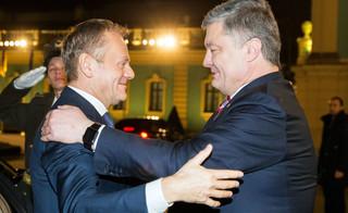 Tusk: Nie może być sprawiedliwej Europy bez niepodległej Ukrainy