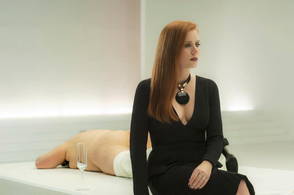"""Amy Adams w filmie """"Zwierzęta nocy"""""""