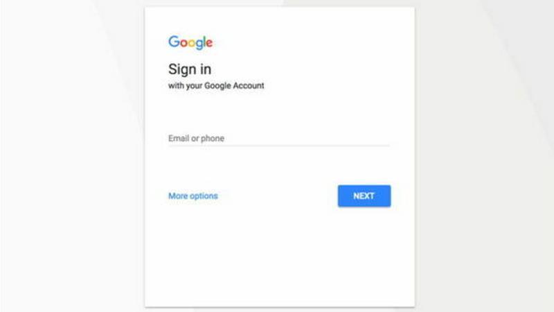 Google ma nową stronę logowania do swych usług